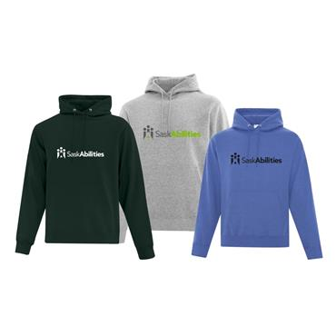SaskAbilities Everyday Hooded Sweatshirt