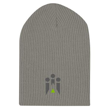 SaskAbilities Longer Length Knit Beanie
